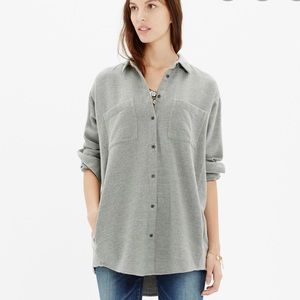 Madewell Flannel Sunday Shirt